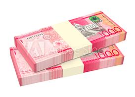 イラクディナール紙幣